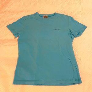 Versace Jeans Couture Blue T-Shirt